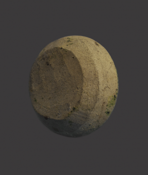 English Medieval 'Kingston-Type-Ware' Money Box
