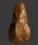 British Palaeolithic Flint Hand Axe