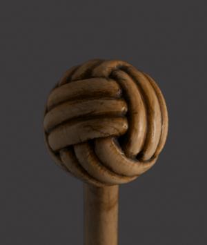 'Turks Head Knot', 'Scrimshaw', Swagger Stick