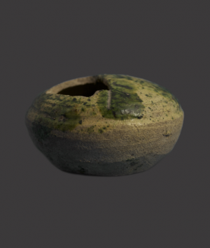English Medieval 'Kingston-Type-Ware' Money Box