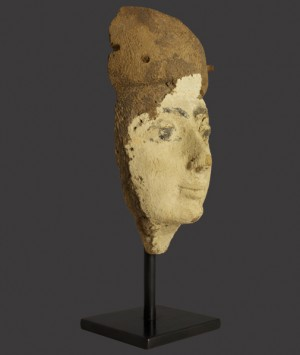 Ancient Egyptian Sarcophagus Face Mask